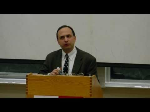 Dr. Thomas E. Woods Speaks of a World with Limited Federal Reserve (Full Lecture)