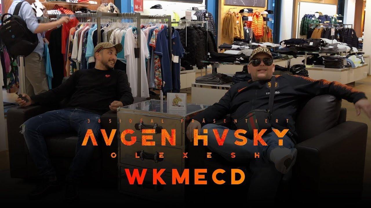 "Celo & Abdi kaufen Olexesh ""Augen Husky"" (WKMECD)"
