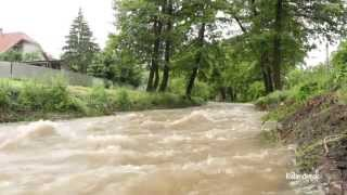 Börzsönyi tekergő - Kemence patak
