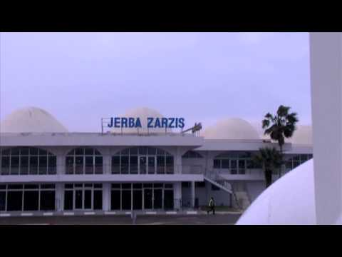 Zarzis International Airport Tunisia - Management interviewed by Eoghan Corry