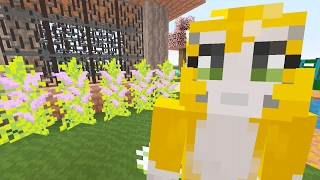 Minecraft: Xbox - Building Time - Chinese Garden {73}