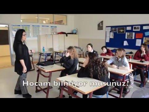 IB week in TED Bursa College/ IB students closing video