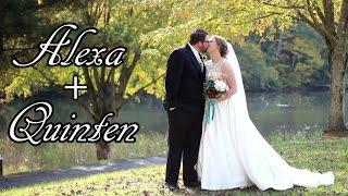 Bridgeport WV Wedding Videography - Bridgeport UMC and Via Veneto - Alexa and Quinten