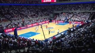 27th FIBA ASIA Championship 2013 Philippines vs. Iran