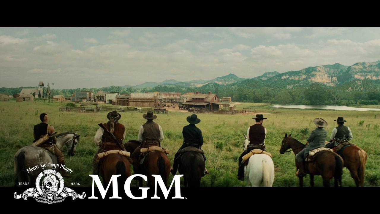 The Magnificent Seven (2016) | Official Trailer 2 [HD]
