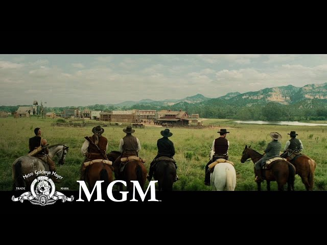 The Magnificent Seven (2016) | Official Trailer 2