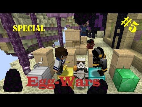 Eggwars #5 - Special met veel hackers!?