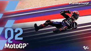 Last 5 minutes of MotoGP™ Q2 | 2021 #SanMarinoGP