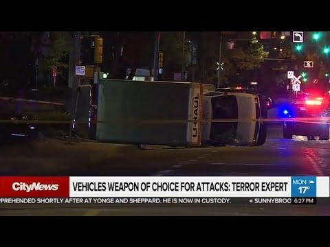 Almost impossible to protect people from vehicle attacks, says terror expert