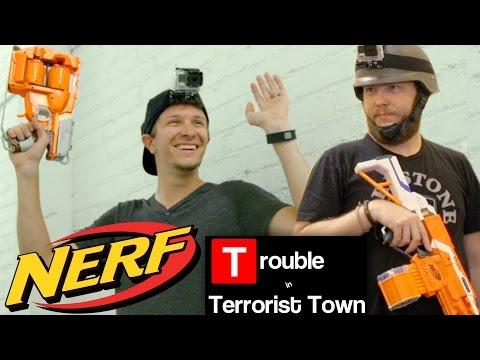 Trust No One - NERF TTT