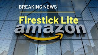 ⚡💥 New Amazon Streaming Device Leaked! Fire TV Lite! 💥⚡