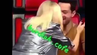 Hadise Murat Boz öpüşme