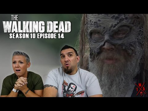 The Walking Dead Season 10 Episode 14 'Look At The Flowers ' REACTION!!