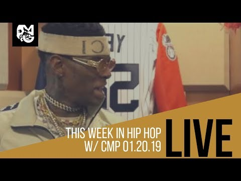 This Week In Hip Hop | Soul-Jah! Ariana Trap Queen! Use The Force! Mixing Mixing?