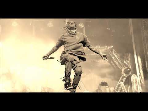 "*FREE FOR PROFIT* Travis Scott Type Beat  ""Medicine"" ft Kanye West Prod. Con"