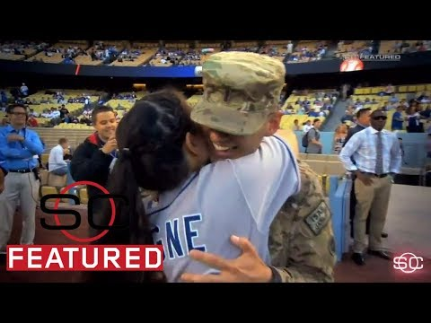 Soldiers make emotional returns home to surprise families | SC Featured | ESPN Stories