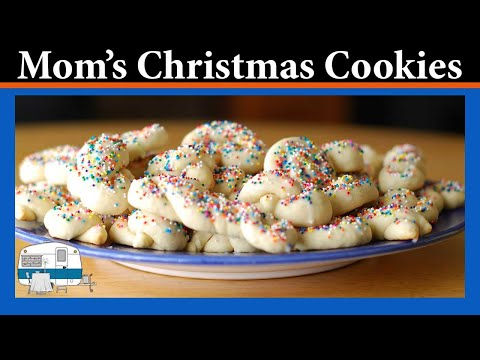 How To Bake My Mom's Italian Christmas Cookies