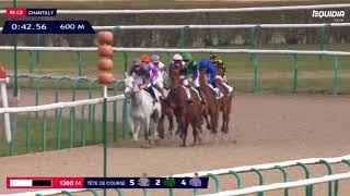 Vidéo de la course PMU PRIX ANABAA