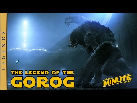 The Legend of the Gorog - Star Wars Explained