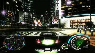 Mod HD Texturas para Need for Speed Underground 2 (2017)