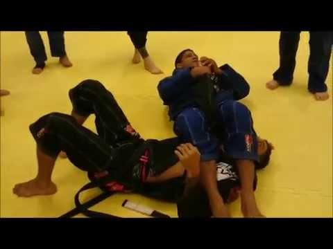 Seminário Jiu Jitsu Gilbert Durinho Burns 2014