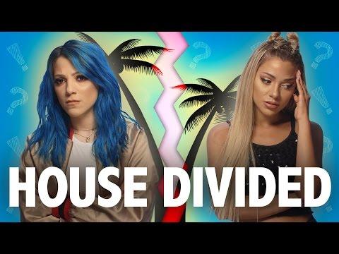HOUSE DIVIDED | Niki & Gabi Spring Break