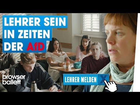 Lehrer sein in Zeiten der AfD