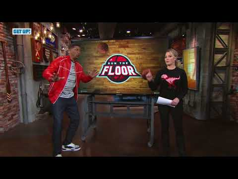 Jalen Rose breaks down film from the weekend of NBA playoff games | Get Up! | ESPN