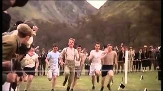 eric liddell 1924   clip from 'chariots of fire'