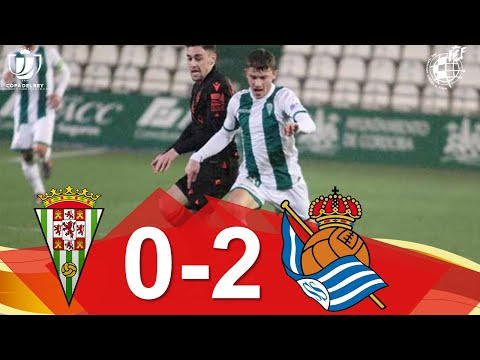Cordoba Real Sociedad Goals And Highlights