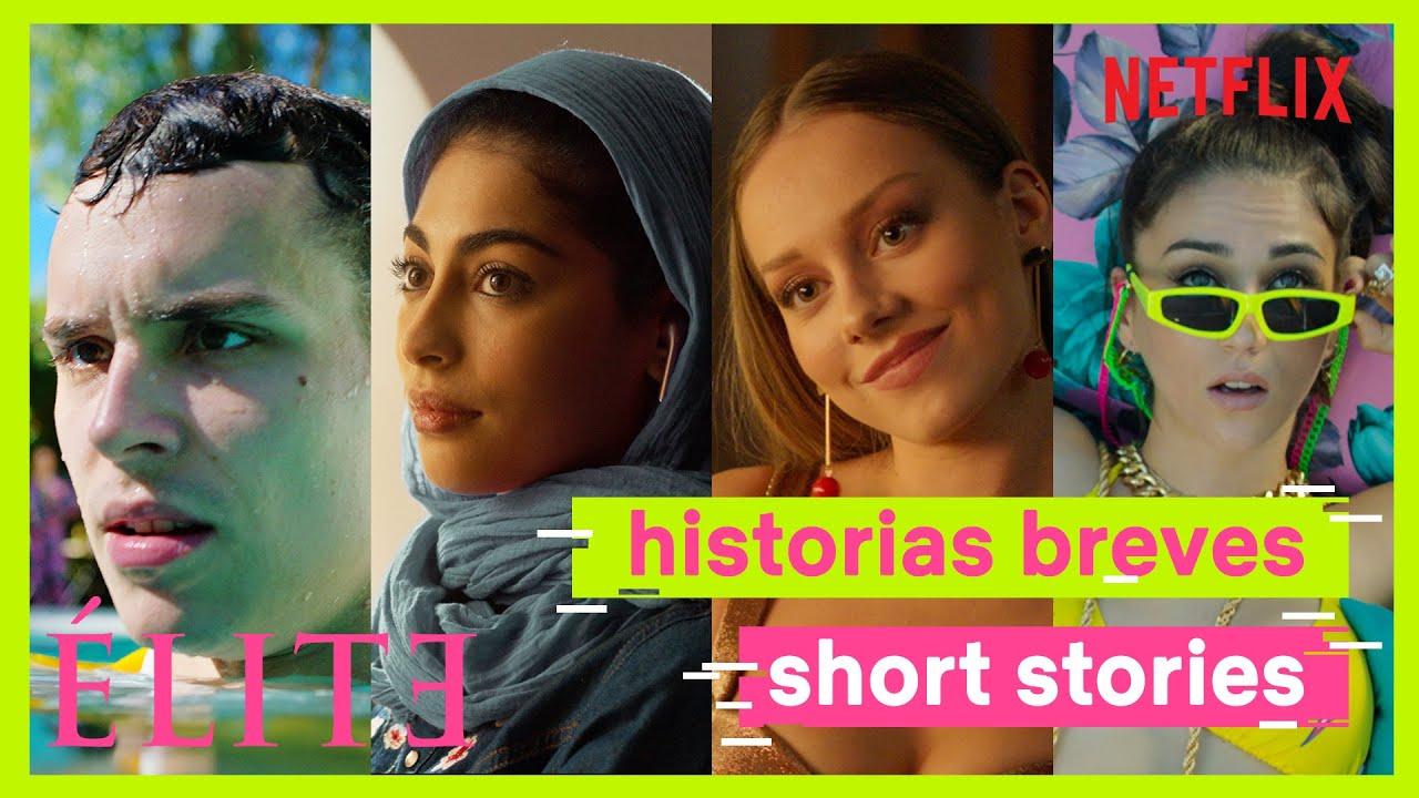 Élite   Historias Breves Tráiler   Netflix