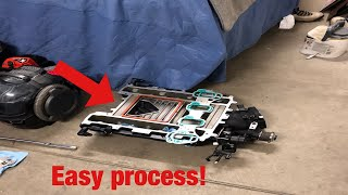 How to remove your LSA Supercharger!!