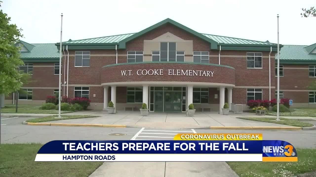 Hampton Roads teachers school districts looking ahead to ...