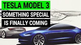Tesla Model 3 May Finally Come With