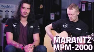 Marantz MPM 2000 Condenser Microphone Demo