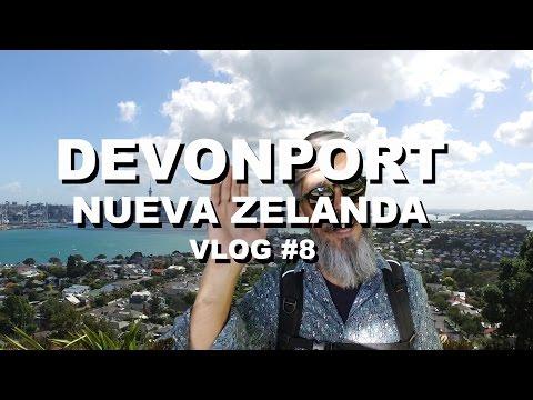 DEVONPORT - AUCKLAND - Nueva Zelanda - Vlog #8
