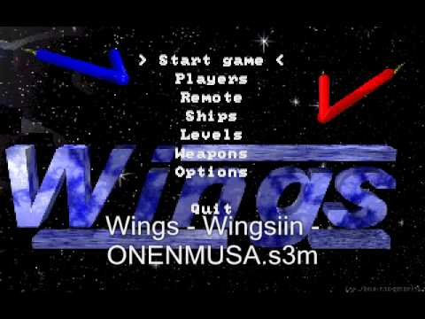 Wings - Wingsiin - ONENMUSA (game Music)