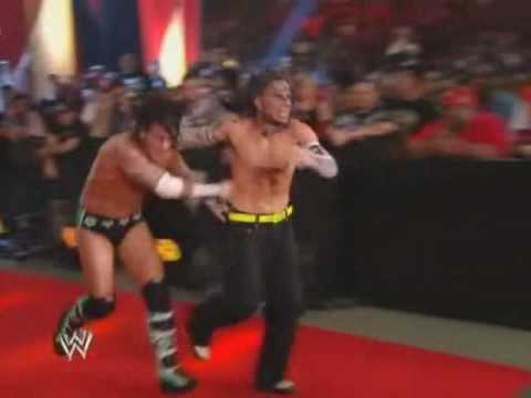 Jeff Hardy vs CM Punk - WWE Night of Champions (Part 3/3)