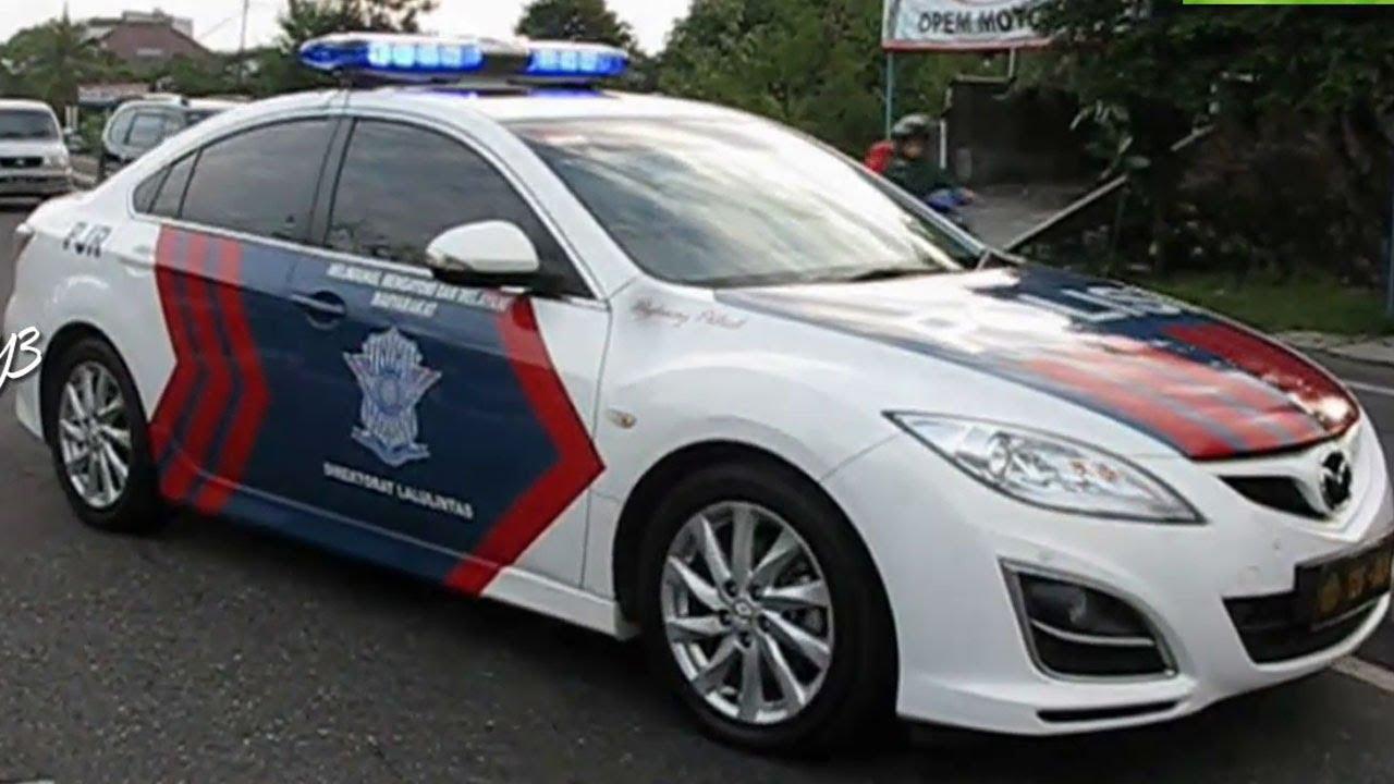 Mazda 6 Highway Patrol Police Car PJR  YouTube