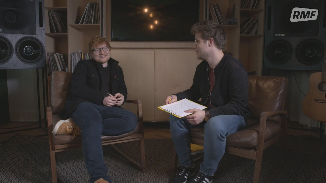 Ed Sheeran for RMF FM | full interview [ENG]