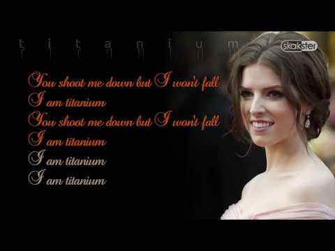 Madilyn Bailey  Titanium with Lyrics