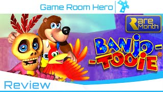 Game | Banjo Tooie Xbox 360 Review Game Room Hero | Banjo Tooie Xbox 360 Review Game Room Hero