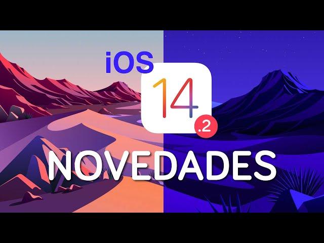 Novedades iOS 14.2 ¡Instala ya la nueva Versión! - Nuevos emojis y Fondos de Pantalla 😍