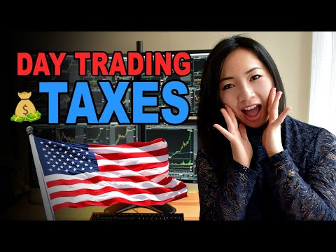 Day Trading Taxes, IRS Trader Tax Status vs Investor Status in US