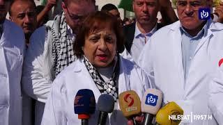 وقفات شعبية نصرة للأسرى والمعتقلين في سجون الاحتلال - (31-10-2019)
