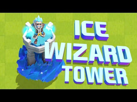 Ice Wizard Tower, Funny Moments, Fails, Glitches, and Epic Wins - Clash Royale Montage #8