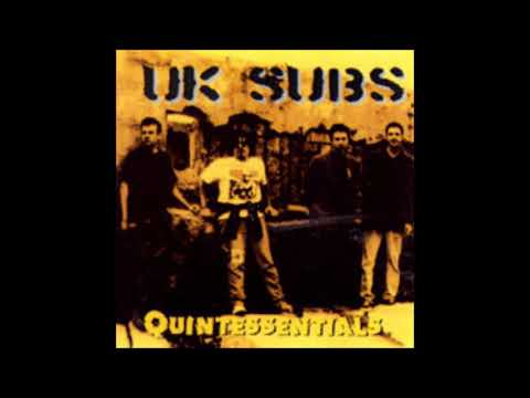 *UK-SUBS - Quintessentials 1997 (full album)