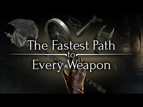Bloodborne Guide ► The Fastest Path to Every Weapon