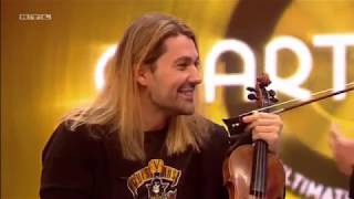 "David Garrett  - ""Die ultimative Chart Show"" -05 .01. 2018"
