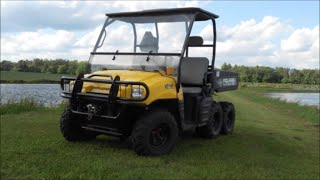 2003 polaris ranger 500 6x6 series 11 professional series intro